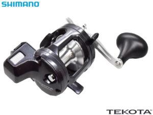 Shimano Tekota 600A HG LCM - Metric
