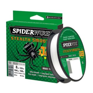 Spiderwire Stealth Smooth 12 0,15mm - Fletline