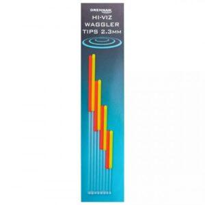 Drennan Hi-Viz Waggler Tips 2,3mm