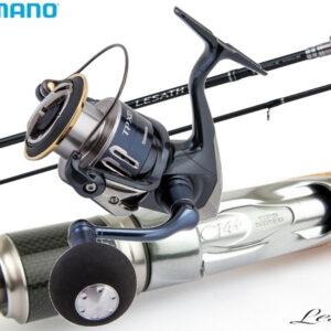 Shimano Lux combo