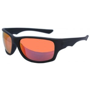 Xstream Revo Solbrille Grey/Red/Mirror