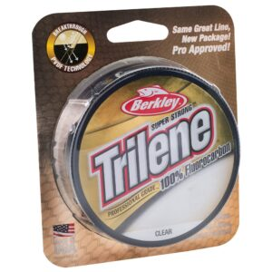 Berkley Trilene 100% Flourocarbon 0,40mm - Fluorocarbon