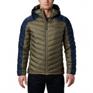 Columbia Horizon Explorer™ Hooded Jakke Stone Green