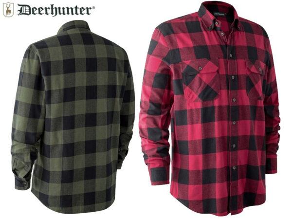 Deerhunter Marvin Skjorte
