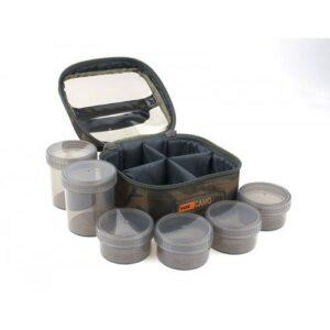 Fox Camo Lite Glug 6 Pot Case