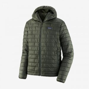 Patagonia M's Nano Puff Hoody Kelp Forest