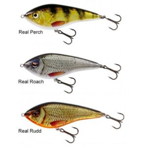 Westin Swim Wobbler Real Fish