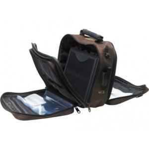 Westin W3 Rig Bag Large Brun