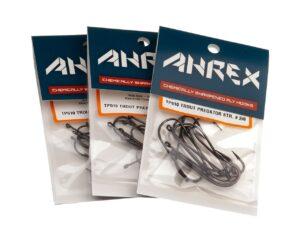 3 pakker ahrex trout predator