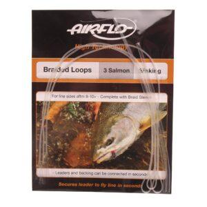 Airflo braided salmon loops - løkker til flueliner