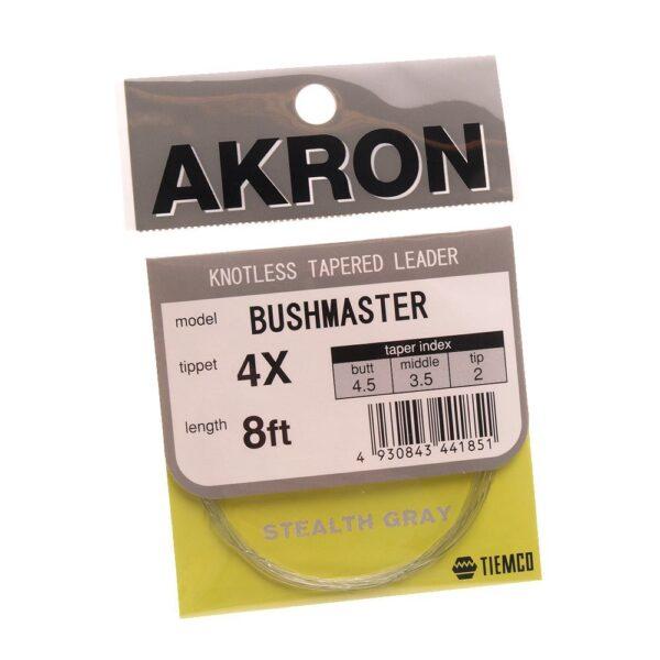 Akron bushmaster 8'