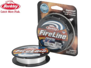 Berkley Fireline -Crystal-0,12mm-270m