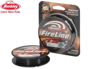 Berkley Fireline -Smoke-0,12mm-270m