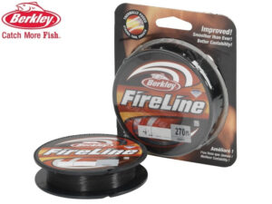 Berkley Fireline-Smoke-0,17mm-270m