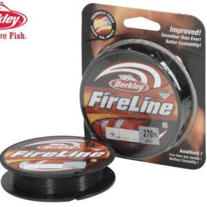 Berkley Fireline-Smoke-0,17mm-270m