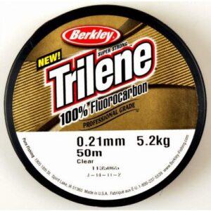 Berkley Triline Fluorocarbon 50m