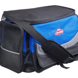 Berkley fisketaske - rummelig taske med 4 store grejæsker