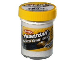 Berkley - power bait crustacea white