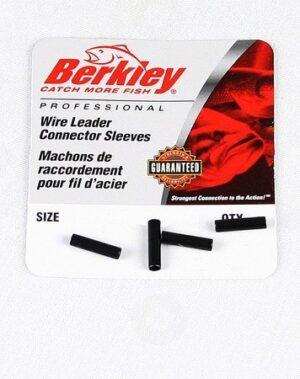 Berkley - wire leader connector sleeves