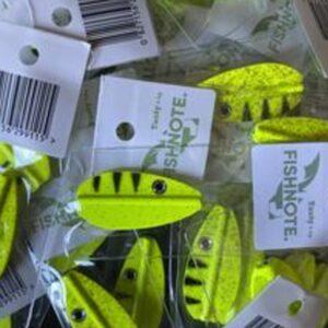 Fishnote Tasty 3,6 Gr Lemon - Gennemløber