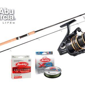 Fiskesæt - abu venturi/promax
