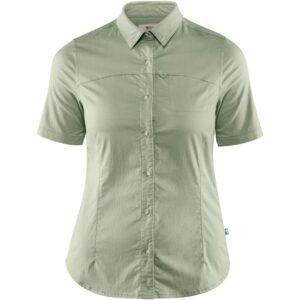 Fjällräven high coasu stretch skjorte dame sage green