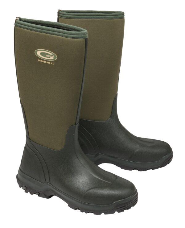 Grubs frostline 5.0 - gummistøvle