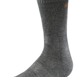 Härkila casual 2-pack sokker - sort og grå