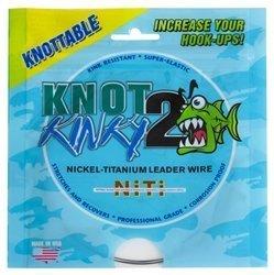 Knot 2 kinky titaniums wire