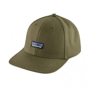Patagonia Tin Shed Hat P-6 Logo:Fatigue Green