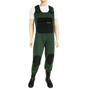 Roy Fishers Water Bug Neopren Waders Med Støvle 41 - Waders