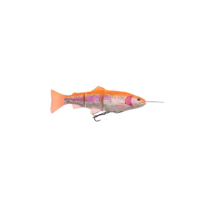 Savage Gear 4d Line Thru Trout 25cm - 193gr Golden Albino - Softbait
