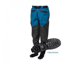 Scierra helmsdale 20000 waist waders bootfoot - støvlemodel