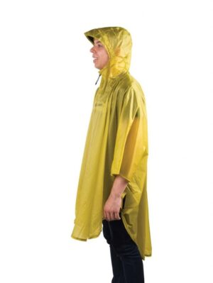 Sea to summit poncho 15d - lime