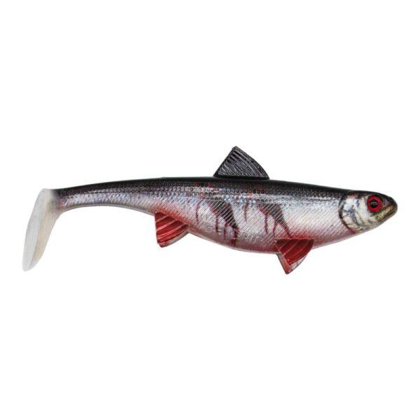 Senshu Real Fin Shad 12cm Bloody Baitfish - Softbait
