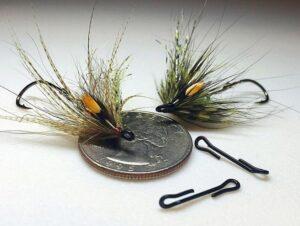 Senyo´s micro trout shanks 17 mm