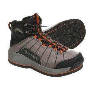 Simms flyweight boot - vadestøvle med filtsål