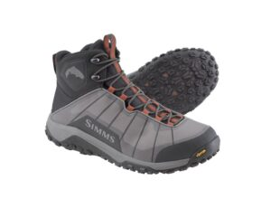 Simms flyweight boot - vibram sål