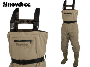 Snowbee Ranger Bootfoot Chest Waders-8FB (42)