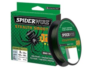 Spiderwire stealth smooth 12 green 150m