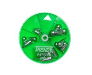 Trendy pærelod sortiment