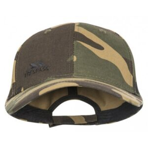 Trespass Carrigan Cap Jungle Camo
