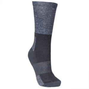 Trespass leader women's trekking sokker grå