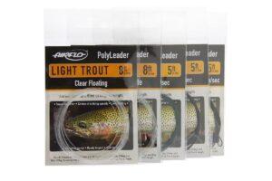 Vælg 5 stk. light trout polyleaders og spar 20%