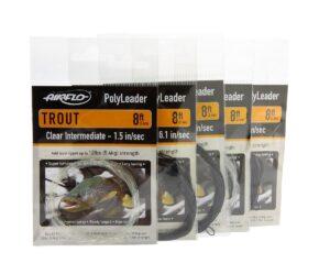 Vælg 5 trout polyleaders og spar 20%