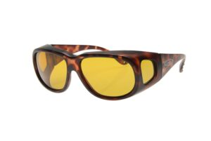 Vision 2by4 solbrille yellow