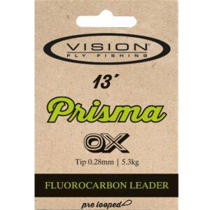 Vision prisma 13' fluorocarbon forfang - til laks og havørred