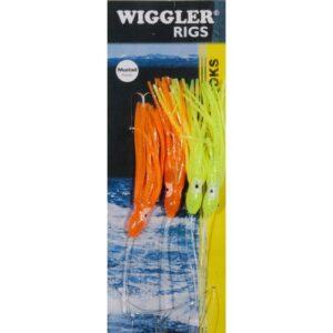 Wiggler Wrecking Rig Gul/Orange 1132
