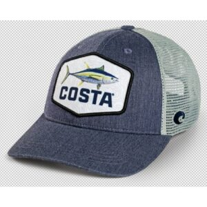 Costa XL Fit Topo Trucker Tuna Cap