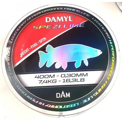 DAM Damyl Spezi Line 0,30mm 400m
